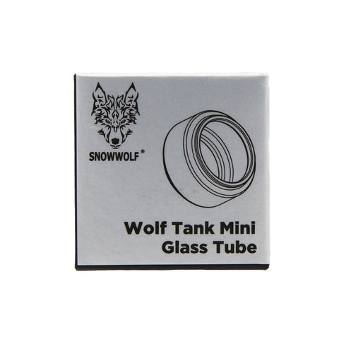Snowwolf Wolf Tank Mini Replacement Glass Accessories LA Vapor Wholesale