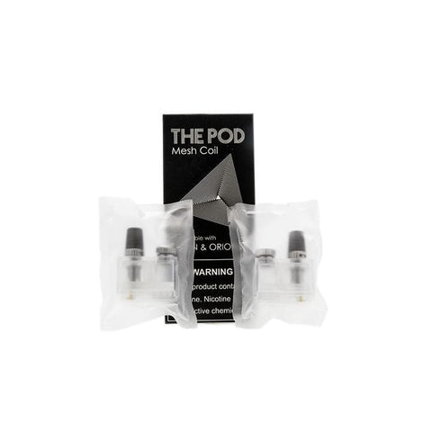 IQS Orion Compatible Mesh Pods Accessories LA Vapor Wholesale