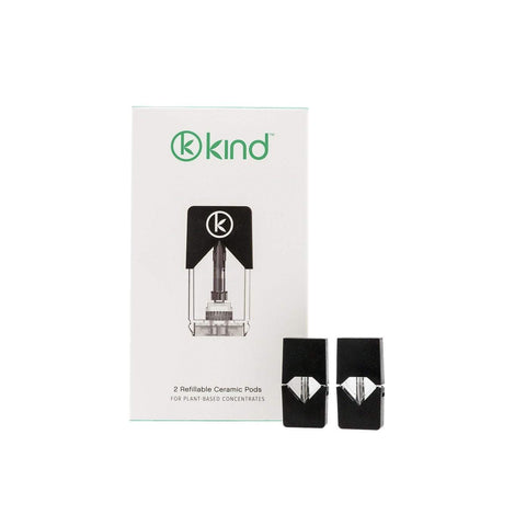 Kind Ceramic Replacement Pods Accessories LA Vapor Wholesale