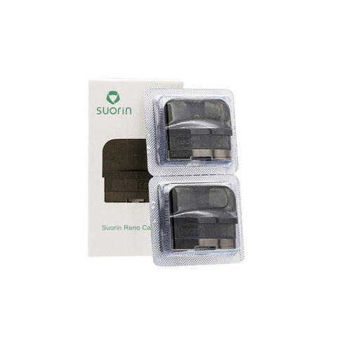 Suorin Reno Replacement Pod Accessories LA Vapor Wholesale