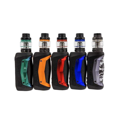 Geek Vape Aegis Solo 100W TC Kit Full Kits - Tax Exempt LA Vapor Wholesale