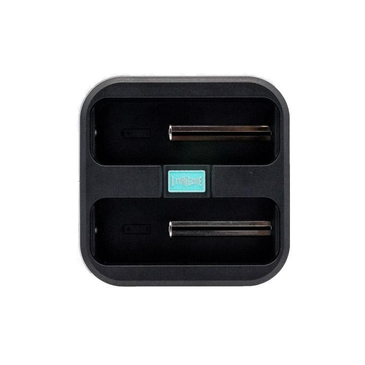 Lithicore Pulse 2 Bay Charger Accessories LA Vapor Wholesale