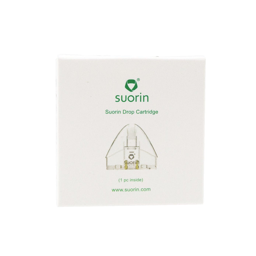 Suorin Drop Replacement Cartridge (1/Pack) Accessories LA Vapor Wholesale