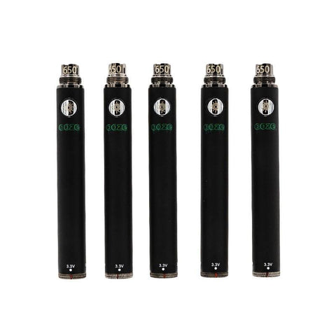 Ooze Twist Battery Alternative LA Vapor Wholesale