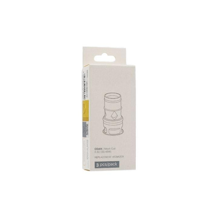 Aspire Odan Replacement Coils Coils LA Vapor Wholesale