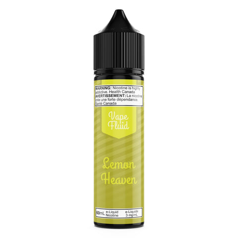 VapeFluid Lemon Heaven - 60mL