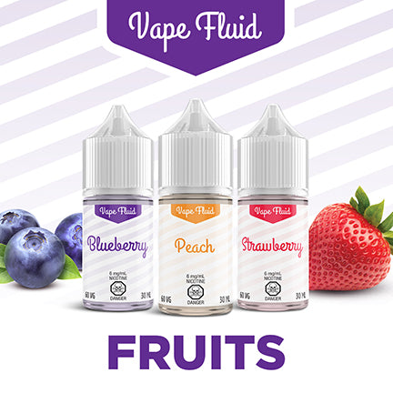 VapeFluid - Fruits 30ml