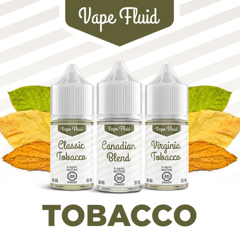 VapeFluid - Tobaccos 30ml