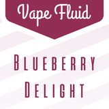 VapeFluid Blueberry Delight - 60mL