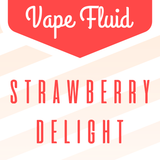 VapeFluid Strawberry Delight - 60mL