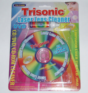 LASER LENS CLEANER FOR CD DVD CD-ROM PC PS2 PS3 X-BOX