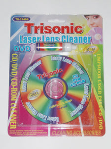 LASER LENS CLEANER CLEANING CD DVD BLURAY XBOX 360 PS2 PS3 PS4 WET DRY