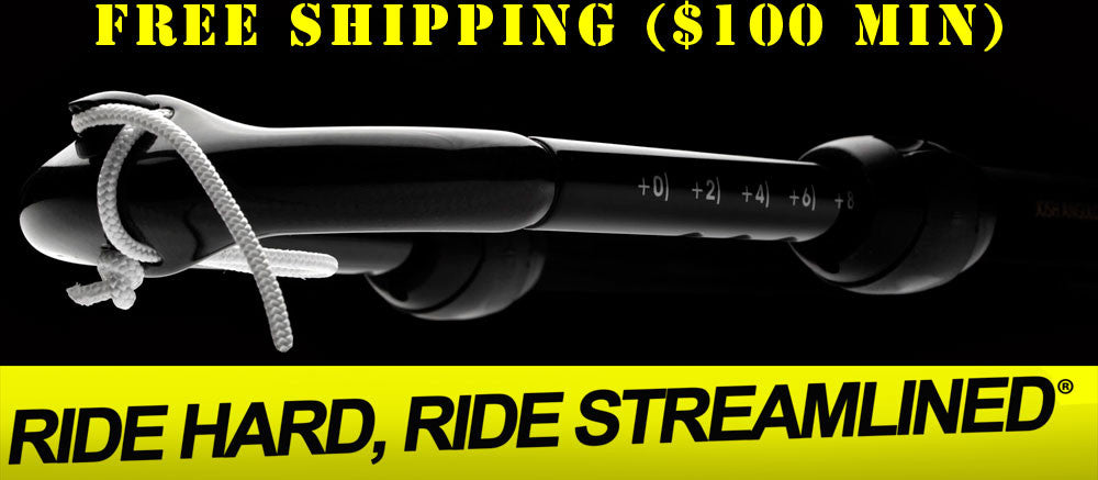 Free Shipping on Streamlined Products