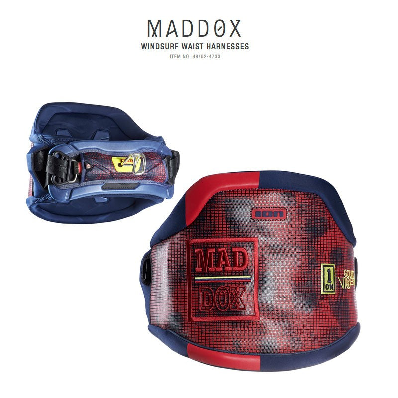 2017 Ion Maddox Waist Harness Gollito Estredo Signature Model