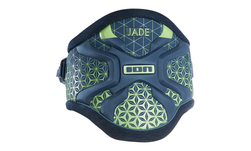 2017 Ion Jade Women's Waist Harness - Green