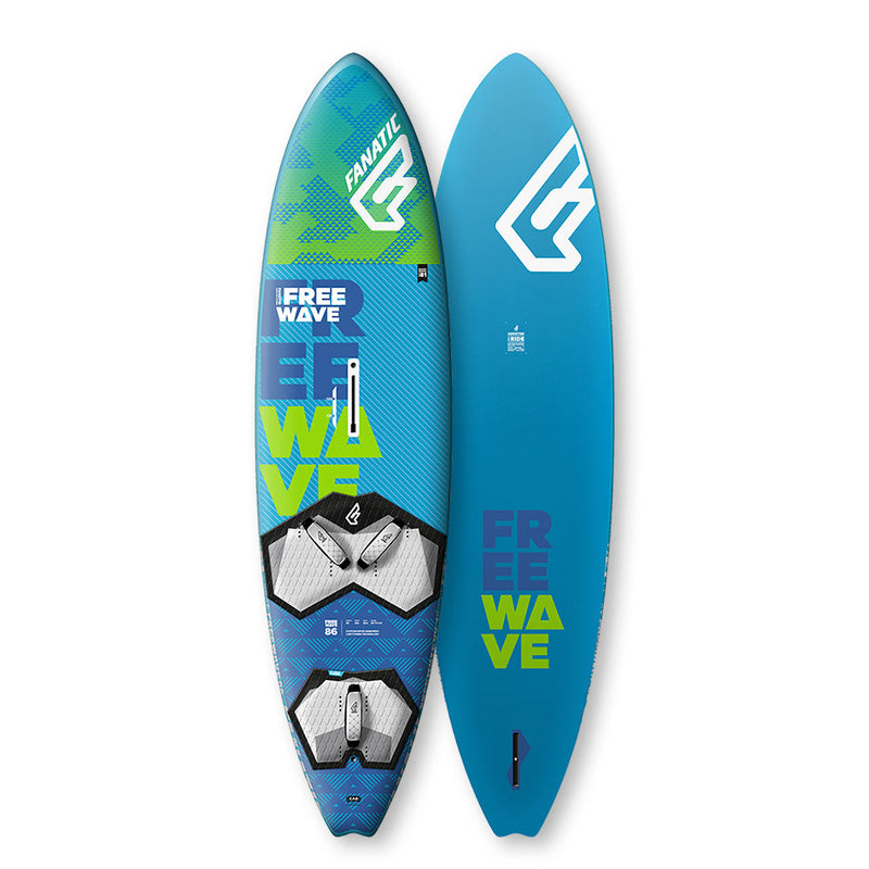 FreeWave Custom Wood Sandwich (Single Fin)