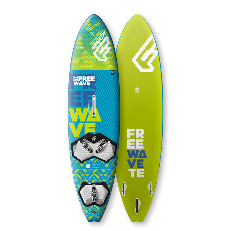 FreeWave Team Edition (thruster fin setup)