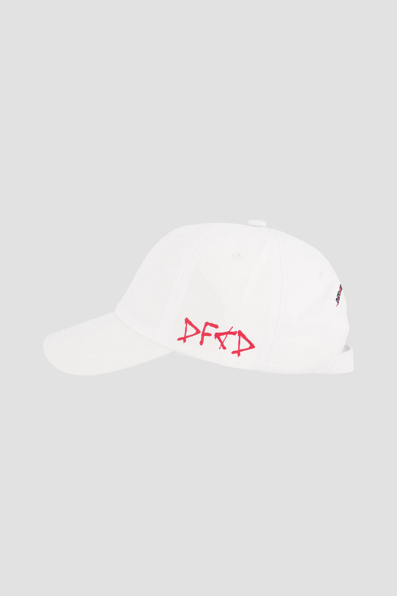 SPRAY PAINTED CAP