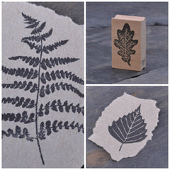 High quality rubber stamps for papercraft, journalling, snail mail, DIY stationery handmade by Stempel Jazz available at Tribe Castlemaine