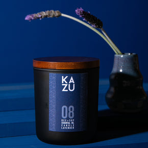 KAZU Bee + Soy + Essential Oil Candles
