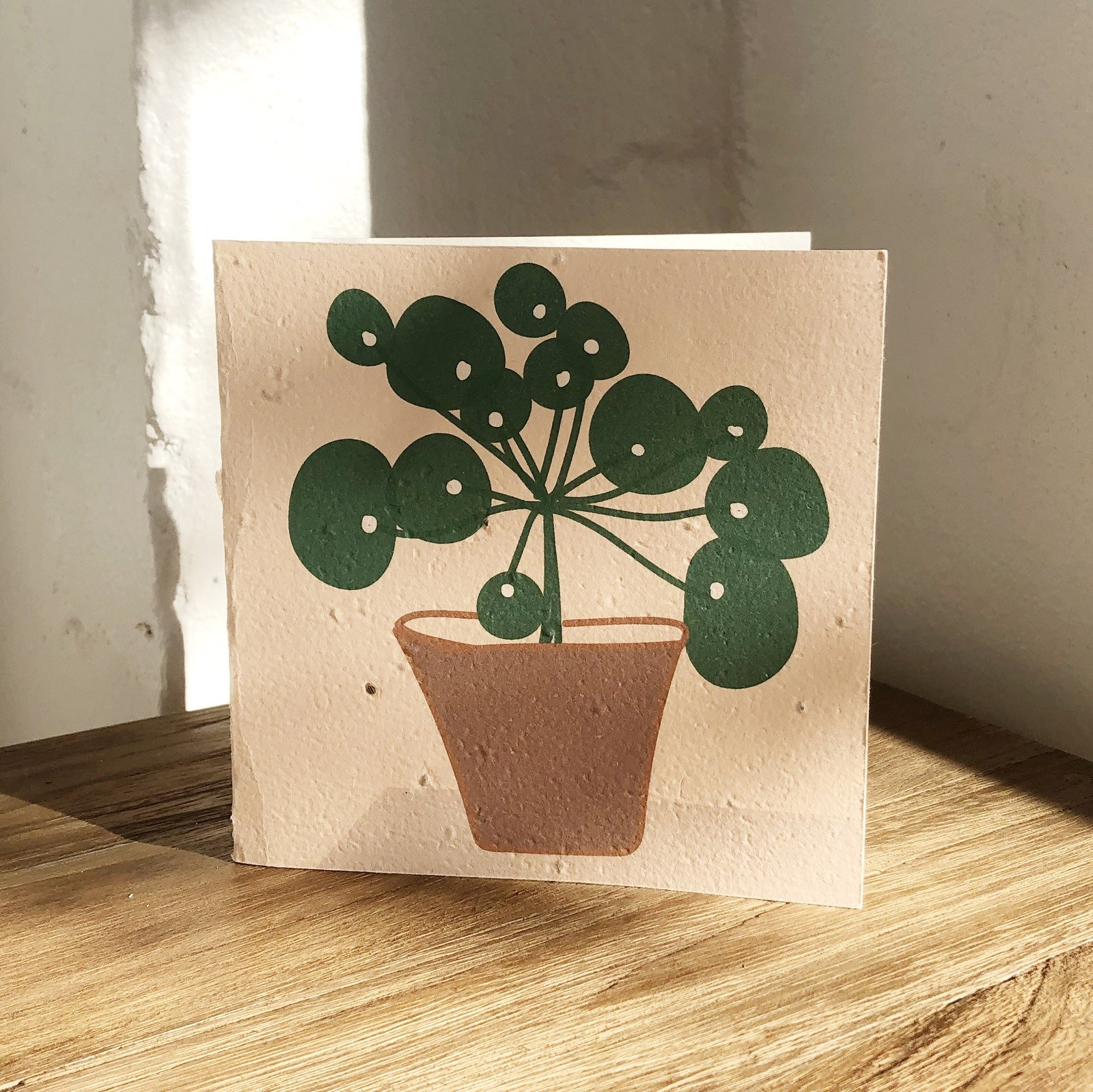 Plantable Seed Cards : 2 designs