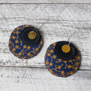 Refetched Rounds Earrings #3