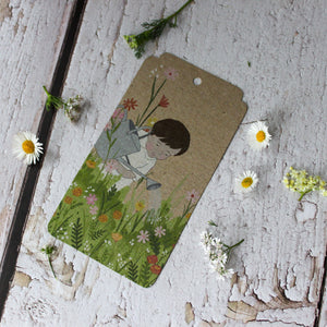 Sow 'n Sow Gift Tags : Wildflowers