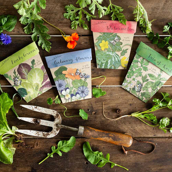 Gift of Seeds : Edibles Collection