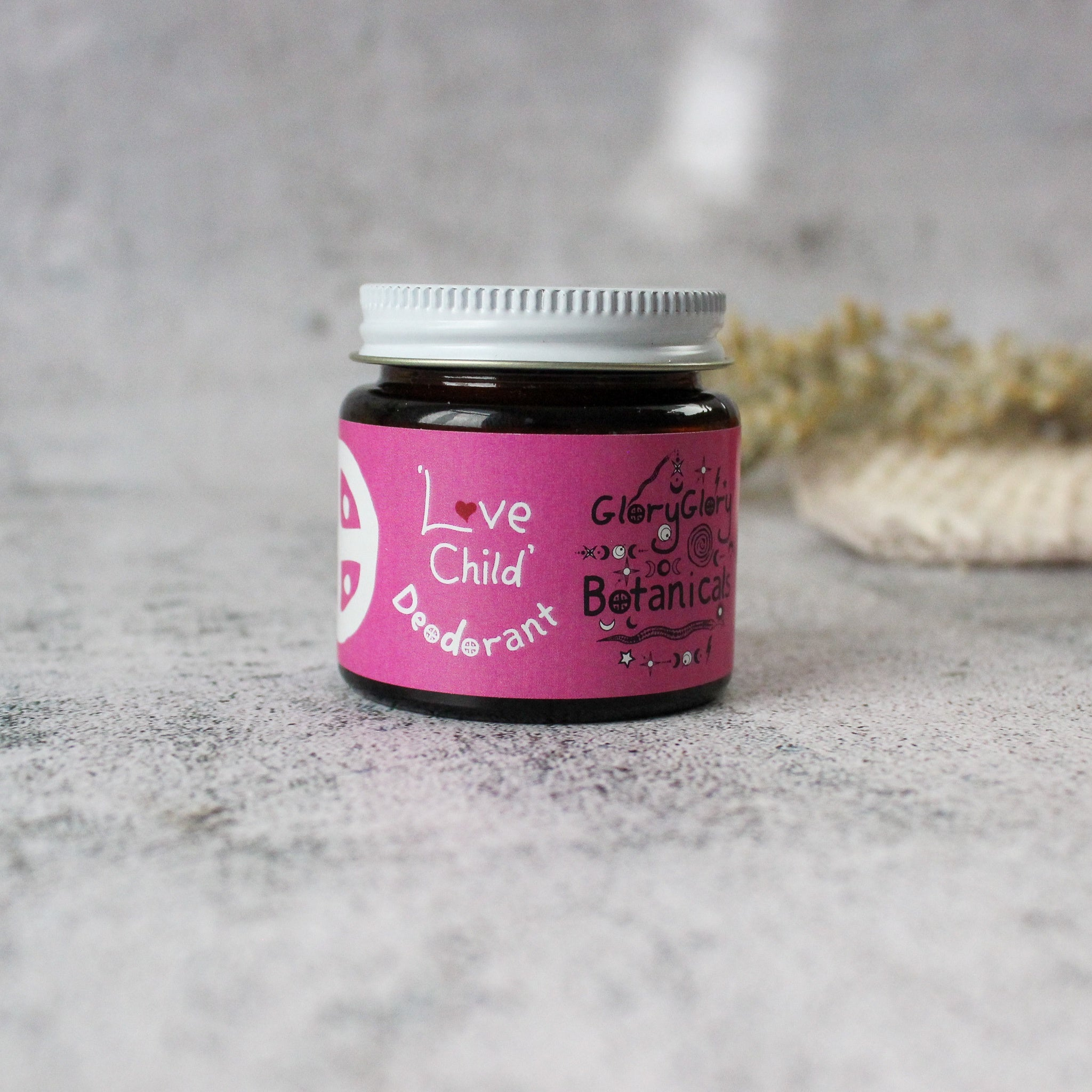 Love Child Natural Deodorant