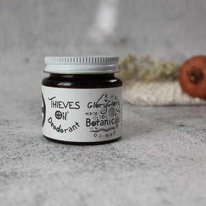 Thieves Oil Natural Deodorant