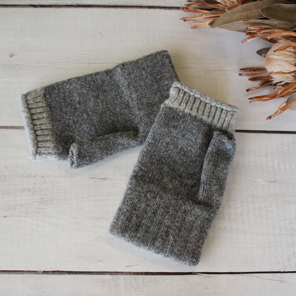 Lambswool Mittens