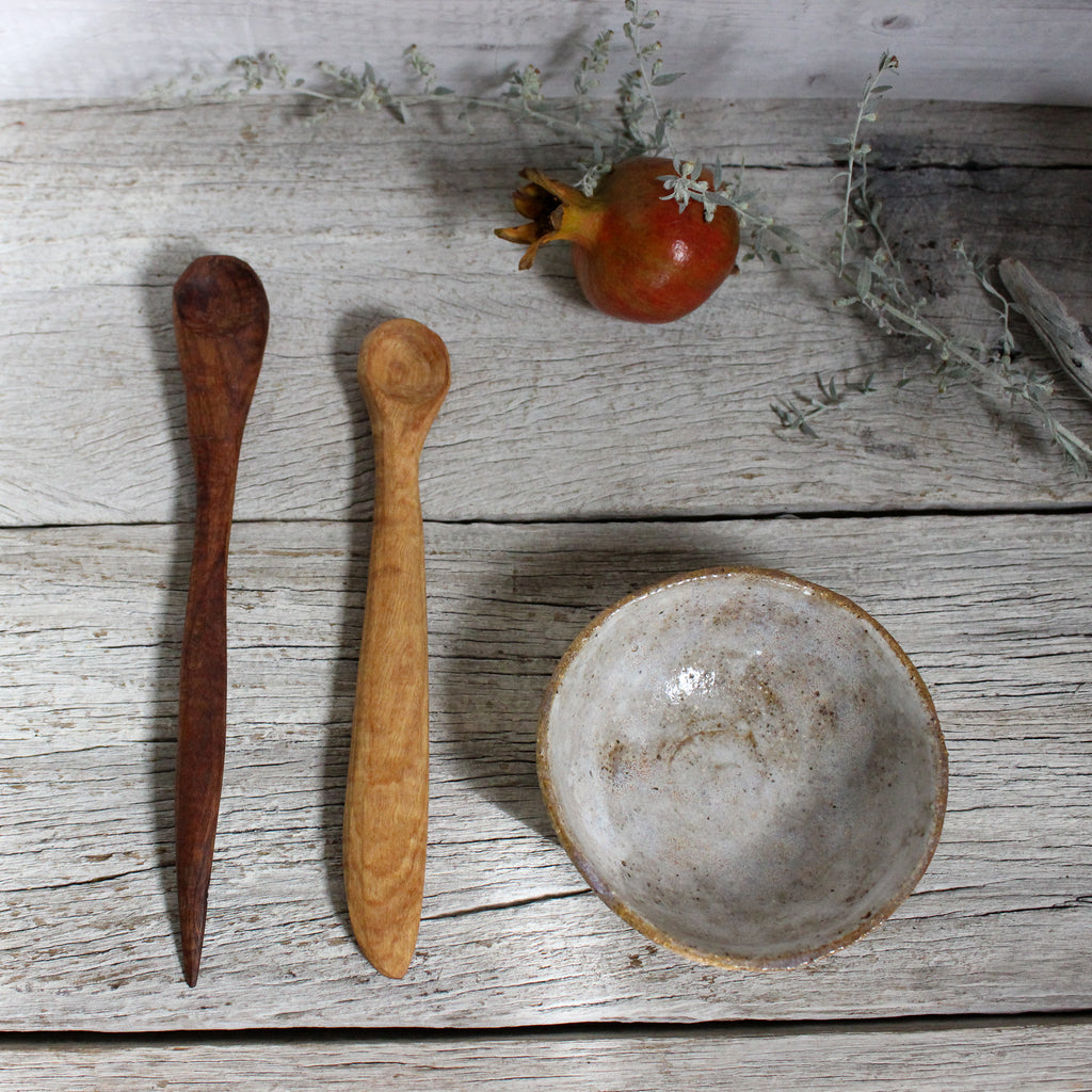 Hand Carved Timber Spoons