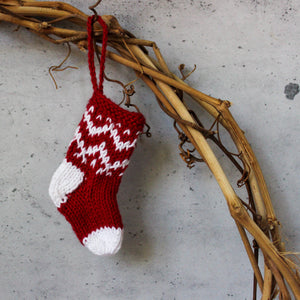 Little Knitted Stockings