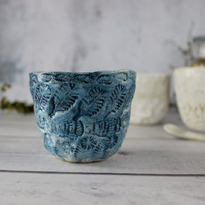 Lace Latte Cups