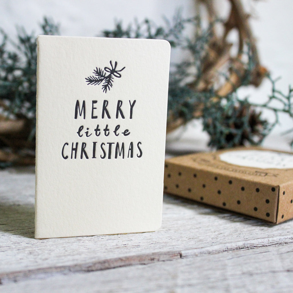 Teenie Tiny Cards : Merry Little Christmas