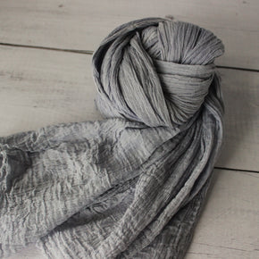 Natural Dyed Muslin Scarves : Cool Collection