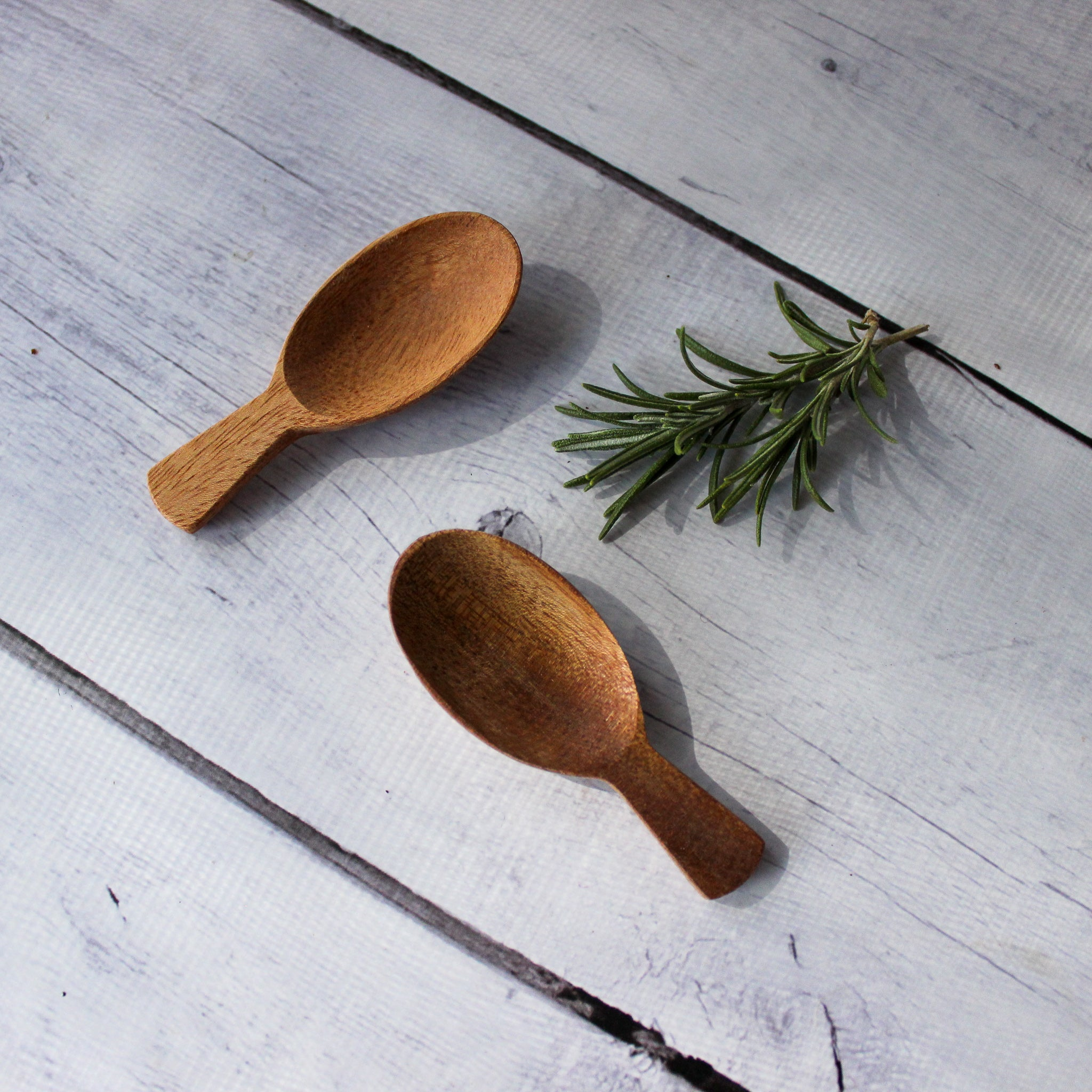 Short Wooden Spoon