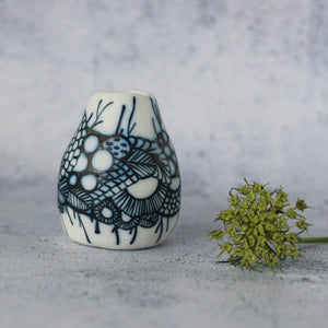 Little Creature Porcelain Vase