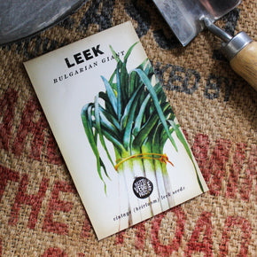 Heirloom Seeds : Autumn Planting