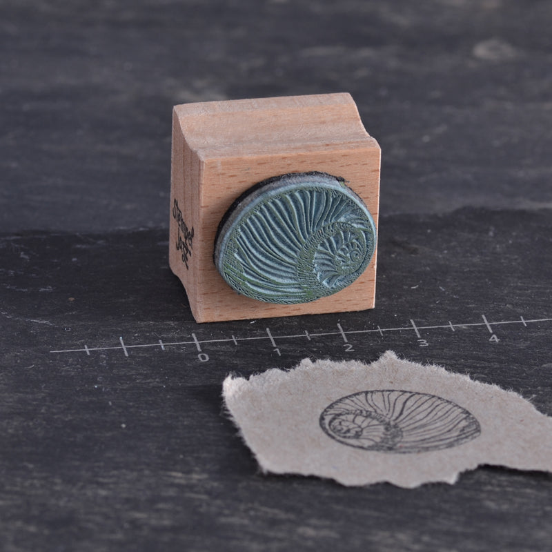 High quality marine rubber stamps for papercraft, journalling, snail mail, DIY stationery handmade by Stempel Jazz available at Tribe Castlemaine