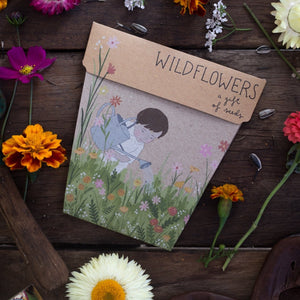 Gift of Seeds : Wildflowers