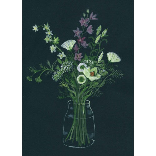 Formidable Forest Card 'Flowers'