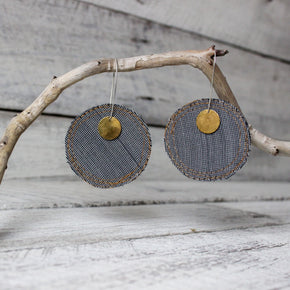 Refetched Rounds Earrings #5