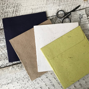 Elephant Paper Envelopes
