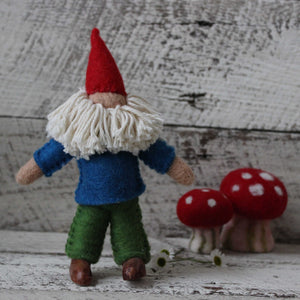 Fat Gnomes Standing Doll