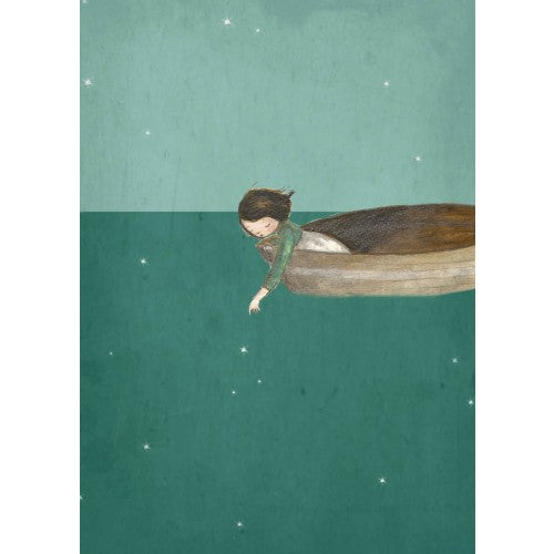 Formidable Forest Card 'Fishing for Stars'