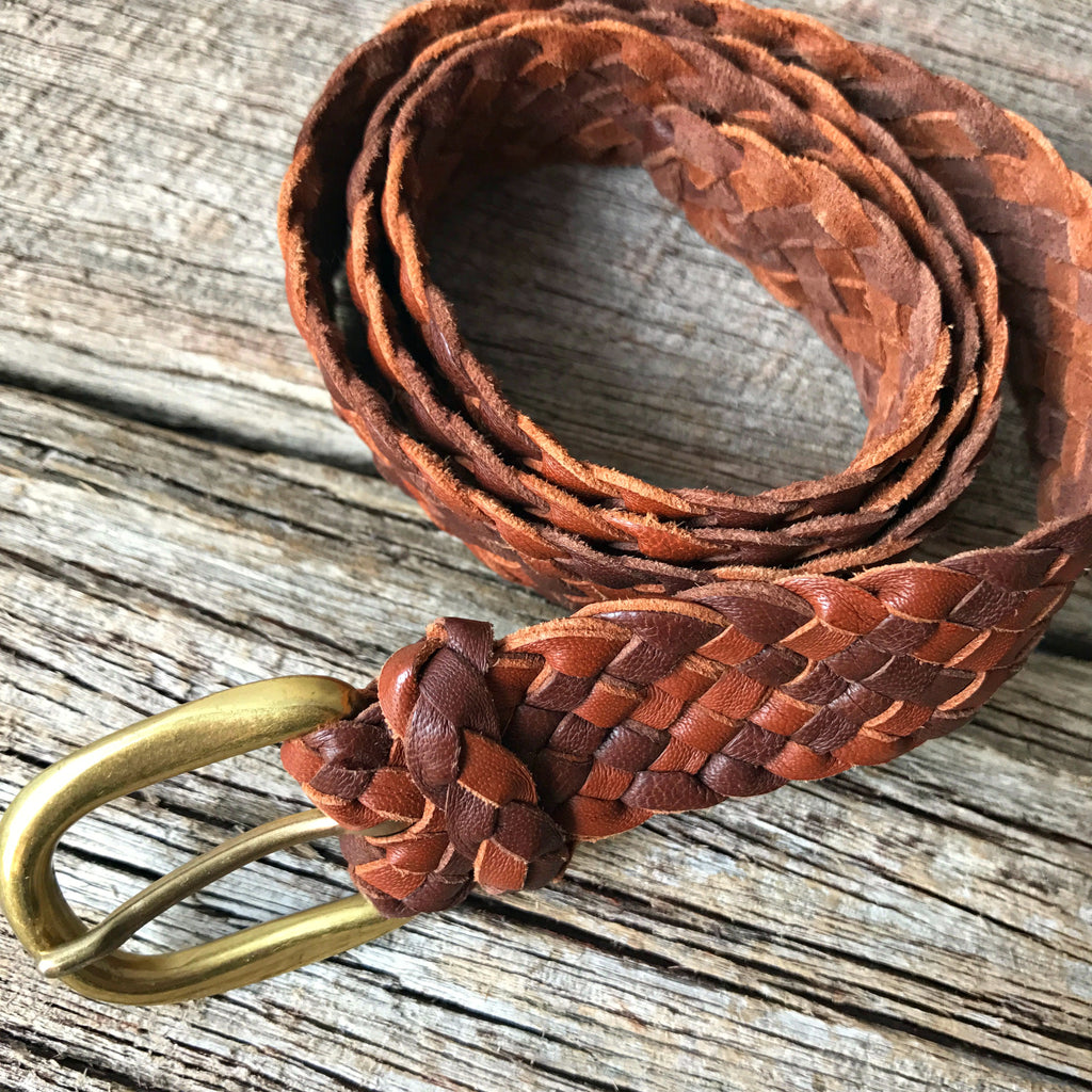 Handcrafted Leather Belts Adult & Children