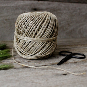 Thick hemp twine for craft projects but at Tribe Castlemaine