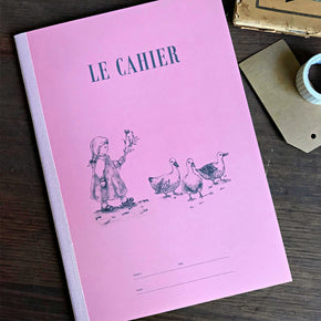 Le Cahier Notebooks - 3 designs