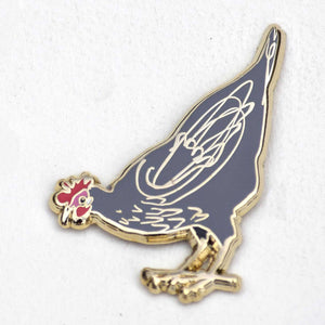 Bridget Farmer Lapel Pins